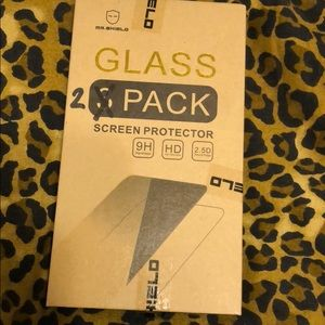 2 PACK GLASS screen protector